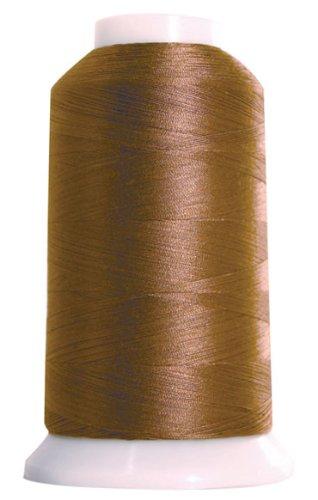 2500 Chocolate - Superior Threads - Masterpiece #160 Chocolate #50/3-Ply 2,500 Yds. Egyptian-grown Cotton Thread
