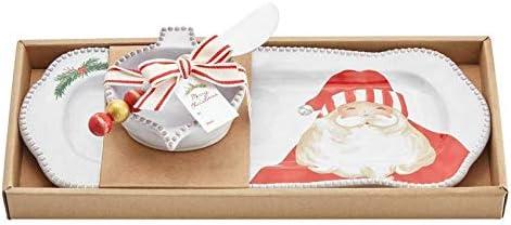 Santa DIP and Tray Set