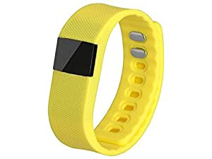 Homego Bluetooth 4.0 IPX4 Waterproof Health Smart Bracelet Watch Pedometer Anti Lost for iPhone6/6plus Android Smartphone