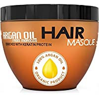 Pure Nature Lux Spa Argan Oil Hair Mask Deep Conditioner