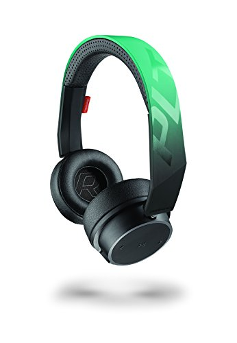 Plantronics BackBeat FIT 500 On-Ear Sport Headphones, Wireless Headphones with Sweat-Resistant Nano-Coating Technology by P2i, Teal by Plantronics (Image #3)