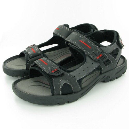 Size Black Sandals Casual Summer Mens 8 Pp8I7Pn