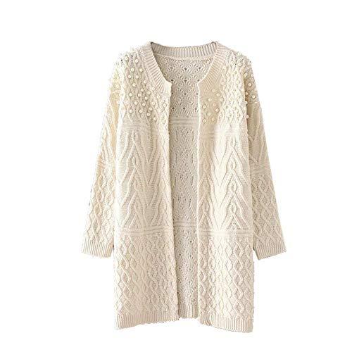 en Manteau Tricot Fashion Femme El Saoye 0E8qxU8
