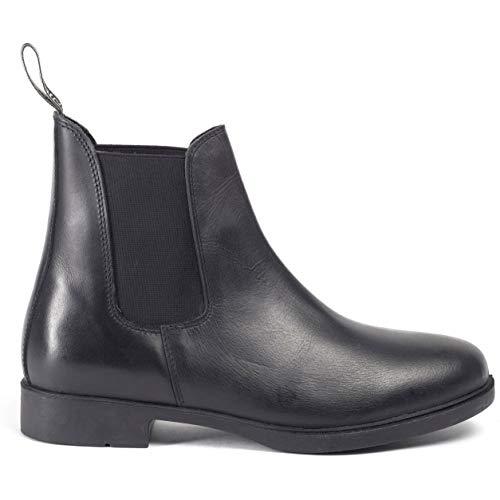 Pavía Brogini Jodhpur Boot Negro Adultos x6n7pqwf