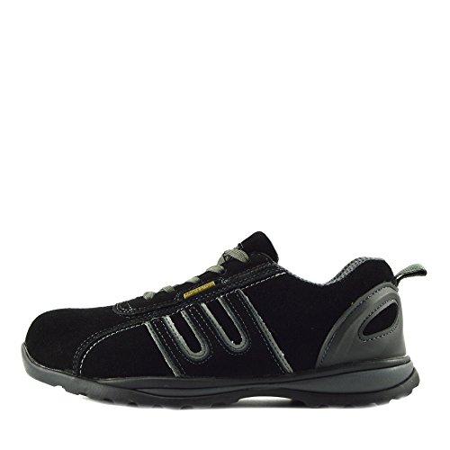 Scarpe Groundwork Nero Kick antinfortunistiche Scarpe Adulto uomo Unisex Footwear wOZ5ZqzE