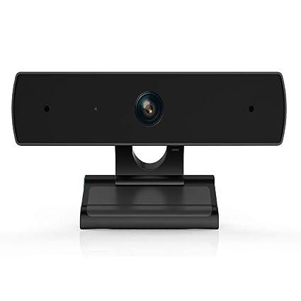 Aingol Webcam, 720p cámara de transmisión en Vivo con micrófono estéreo, Escritorio o portátil