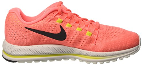 Nike Wmns Air Zoom Vomero 12, Zapatos Para Correr Para Mujer Rosa (Hot Punch/black/lava Glow/electrolime/summit White)