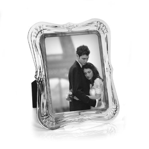 Fifth Avenue Crystal Simone Glass Picture Frame 8 By 10 Inch Buy