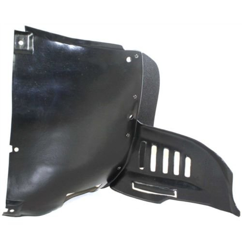 Perfect Fit Group B310106 - 5-Series Engine Splash Shield, Under Cover, LH, Lower Section