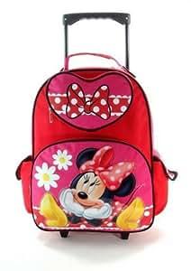 Amazon.com | Disney Minnie Mouse girls Polka Dots Pink