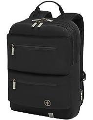 Wenger Luggage Citymove 14 Laptop Backpack, Black, One Size
