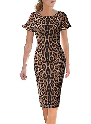 See the TOP 10 Best<br>Animal Print Sheath Dress
