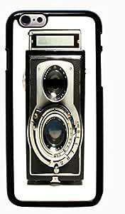 Vintage Camera Hard Case for Apple iPhone 6 6G 4.7 ( Sugar Skull )