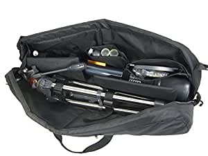 "Protective and Padded Telescope Carry Case - 37.7"" L x 9.8"" W x 9"" H"
