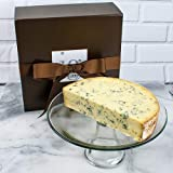 Blue Stilton DOP Half Moon Cut in Gift Box (2.5 pound)