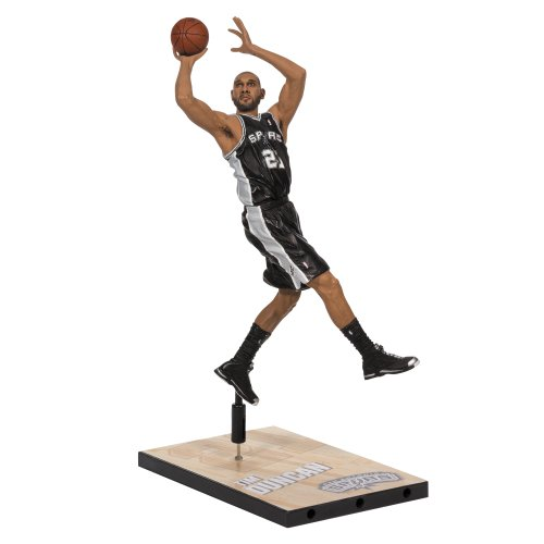 McFarlane Toys NBA Series 24 Tim Duncan Action -