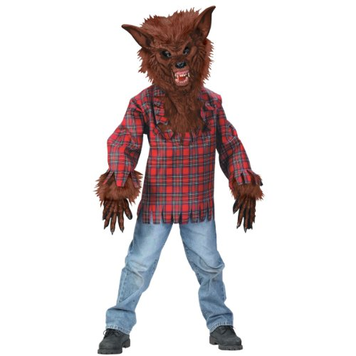 Child Werewolf Costume -