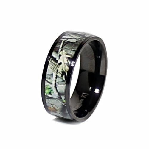 amazoncom mens women 10 jewelry - Wedding Rings Camo