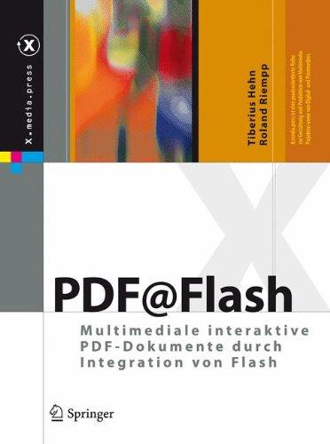 PDF@Flash: Multimediale interaktive PDF-Dokumente durch Integration von Flash
