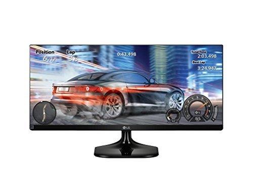 LG 29UM58-P 29IN UltraWide 21:9 IPS LED Monitor [並行輸入品] B01LRD67AU