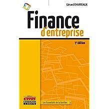 Finance d'entreprise (Les essentiels de la gestion) (French Edition)