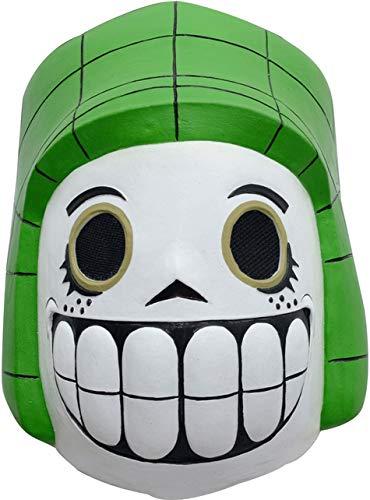 Máscara De Chavo Con Pecas Día De Los Muertos Para Adulto