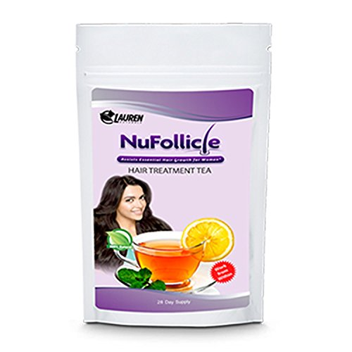 Hair Tea for Healthy Sexy Hair -- Made with Vitamins for Hair Growth -- Infused with Biotin and Vitamins: Drink it or Soak Your Hair- Risk Free Full Money Back Guarantee