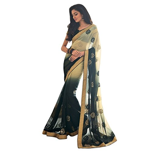 Party Jay Desgner Sarees Bollywood Saree Wear rqwtrvPxaU