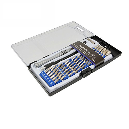 Zoostliss 58 in 1 Precision Screwdriver Set with 54 Magnetic Bits by Zoostliss (Image #1)