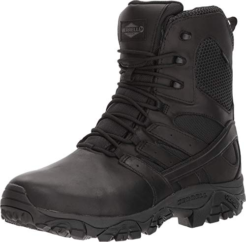 "Merrell Work Men's Moab 2 8"" Tactical Response Waterproof"