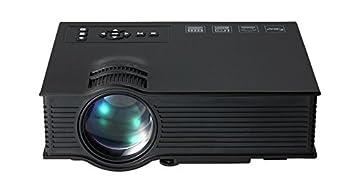 ehao LCD LED UC40 mini proyector 800 lumens 800 x 400 HD ...
