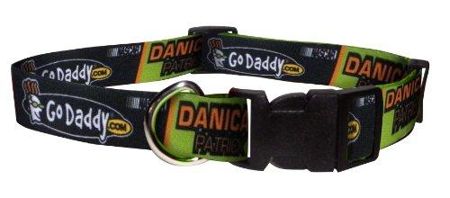 Dog Zone NASCAR Collar, Medium, Danica Patrick, My Pet Supplies