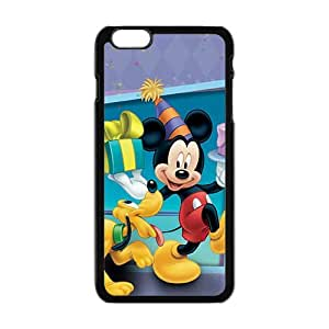 Happy Mickey Mouse Phone Case for iPhone 6 Plus Case