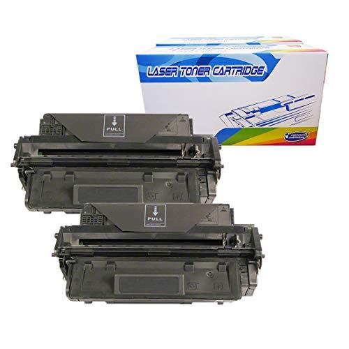 Inktoneram Compatible Toner Cartridges Replacement for Canon L50 L-50 imageCLASS D760 D761 D780 D860 D861 D880 D660 D661 D680 6812A001AA (Black, 2-Pack)