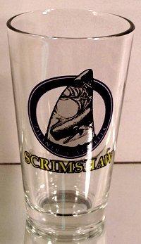 Northcoast Brewing Company Scrimshaw Glassware - Set of 4 Beer (North Coast Beer)