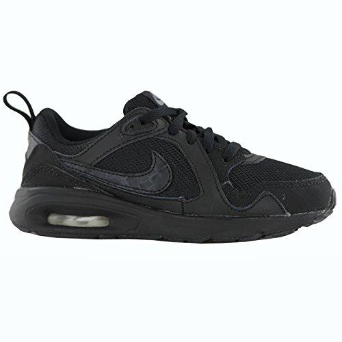 Nike Air Max Trax (PS), Zapatillas de Running para Niños Negro / Gris / Blanco (Black / Cool Grey-White)