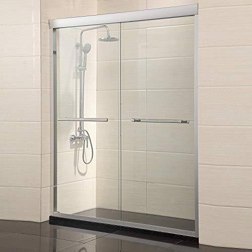 Framed Sliding Shower Door - Albrillo 60