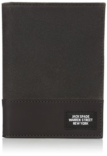 Jack Spade Men's Waxwear Passport Wallet, used for sale  Delivered anywhere in USA