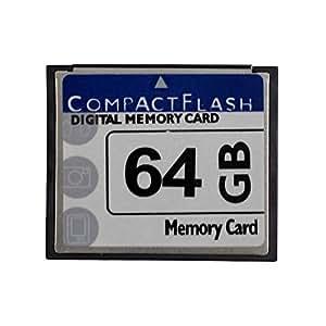 Amazon.com: Tarjeta de memoria de 64 GB para cámara digital ...
