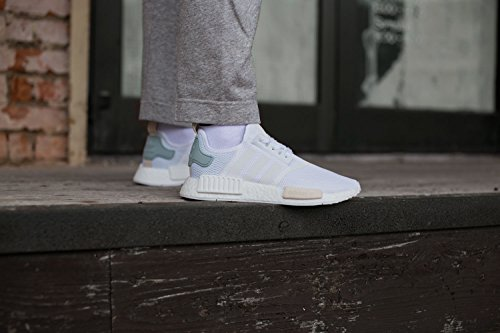 adidas NMD R1 W chaussures white/green