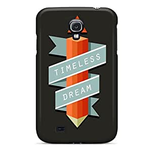 Cute Appearance Cover/tpu OUAmKLS8228pJswD Timeless Dream Case For Galaxy S4