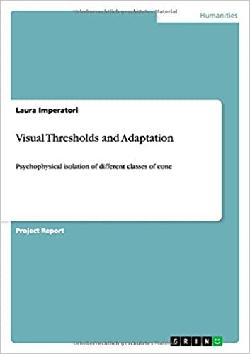 Book Visual Thresholds and Adaptation