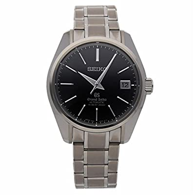 Seiko Grand Seiko Automatic-self-Wind Male Watch SBGH045 (Certified Pre-Owned) by Seiko