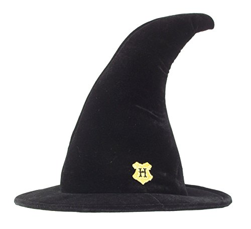(elope Harry Potter Hogwarts Student Hat Size Large, for Teens and Adults)