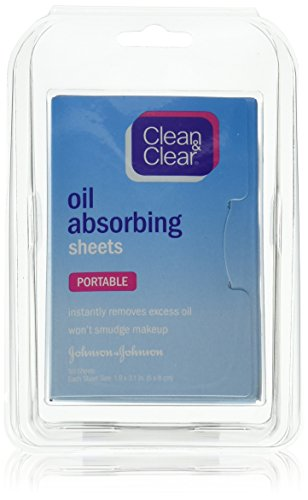 Clean Clear Absorbing Sheets Count product image
