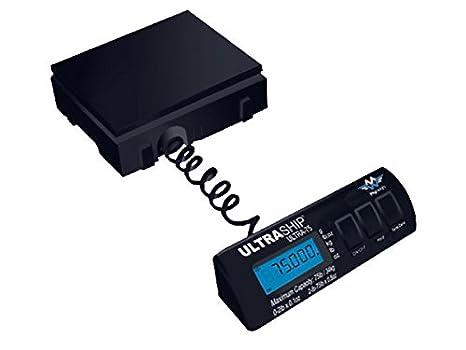 MY WEIGH - Báscula electrónica para paquetes y cartas (hasta 34 kg): Amazon.es: Juguetes y juegos