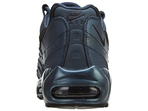 Nike Air Max 95 Premium Kvinnor 807443-900 Arsenal Marinblå Spring Skor Sz 11,5