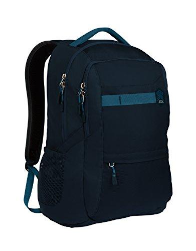 STM Trilogy Backpack for Laptops Up to 15-Inch - Dark Navy (stm-111-171P-04)