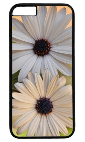 Beautiful white flower Easter Thanksgiving Masterpiece Limited Design PC Black Case for iphone 6 by Cases & Mousepads