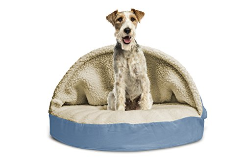 Furhaven Pet Dog Bed | Cooling Gel Memory Foam Orthopedic Ro